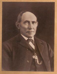 Portretfoto Johannes Nijkamp